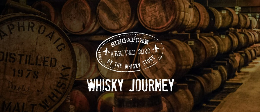 Whisky Journey Has Arrived!