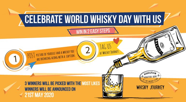 World Whisky Day Contest