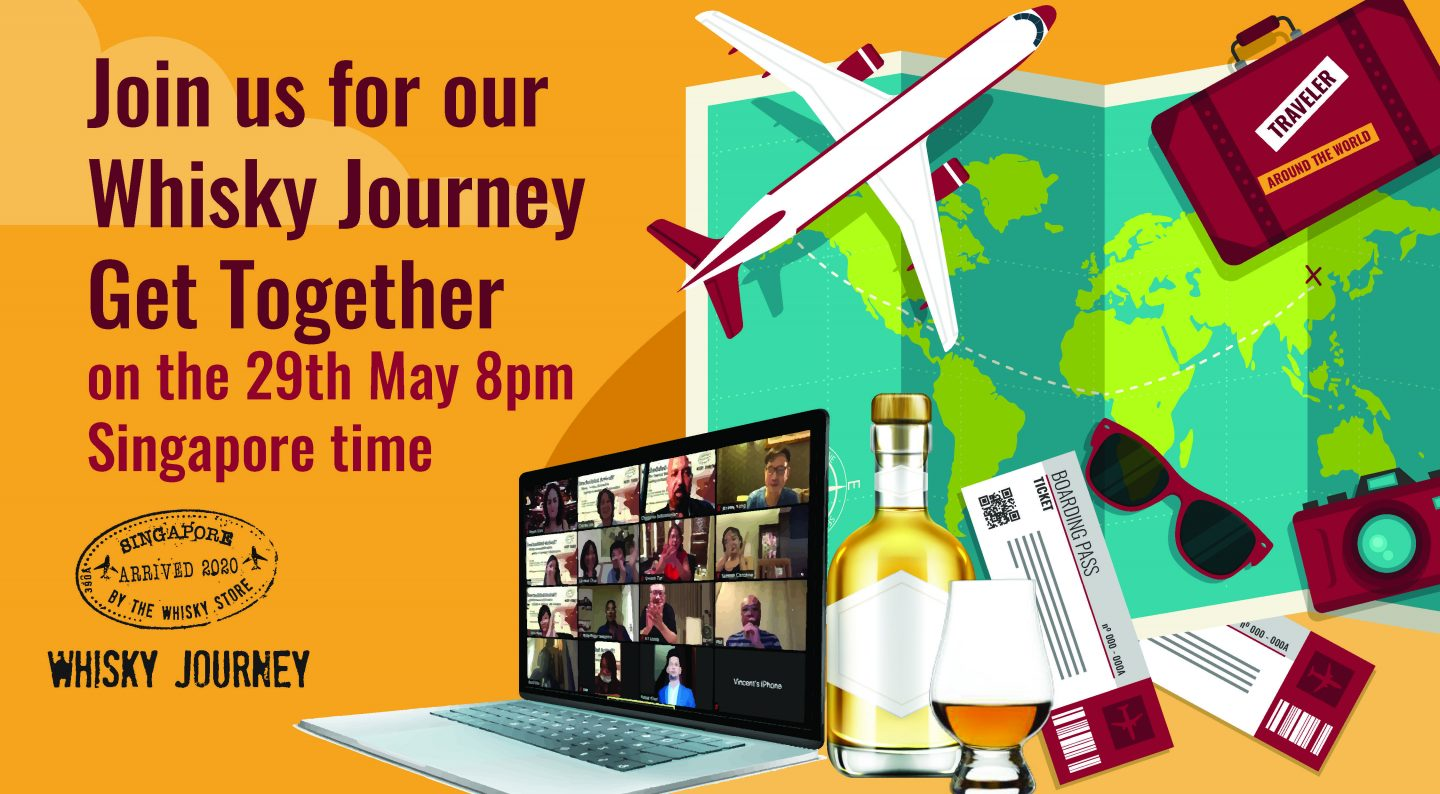 Join us for our Whisky Journey Get Together