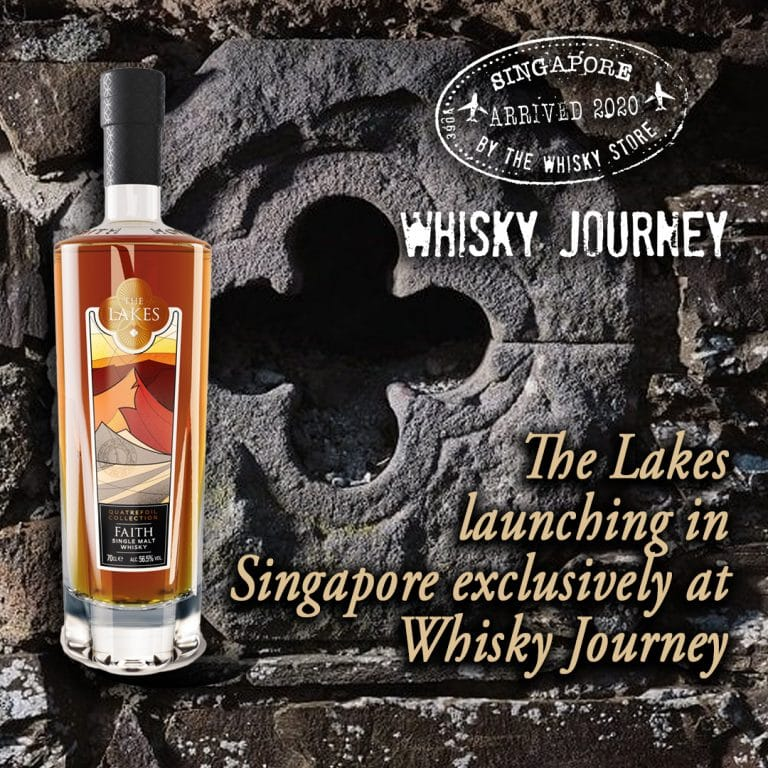 New Singapore Bar to Launch New Whisky to the Singapore Market