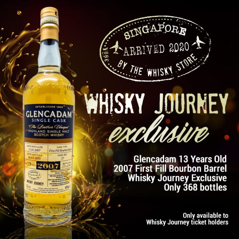 #3 Whisky Journey Exclusive Bottles