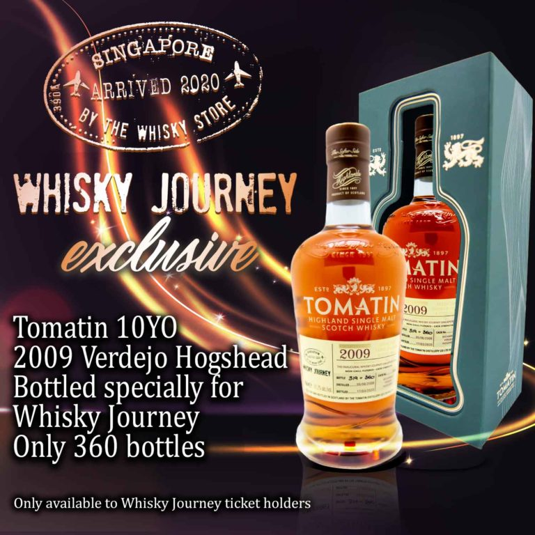 #5 Whisky Journey Exclusive Bottles